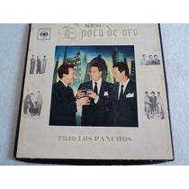 Triple Los Panchos Álbum Época De Oro / Lp Acetato Vinil
