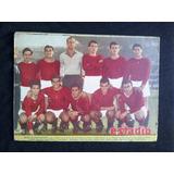 Estadio N° 893 7 De Julio De 1960 Equipo Union Española