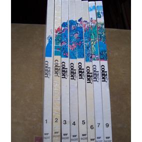 Enciclopedia Infantil Colibrí-original-p.dura-8tomos-salvat-