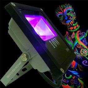 Refletor Uv Led Sk-1100 Skyshow - Luz Negra - Balada Festas