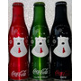 Coca Cola - Natal 2016 - 3 Garrafa Cheias