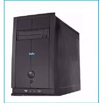 Kit 2pcs Gabinete Para Pc Modelo Win Desktop Sem Fonte