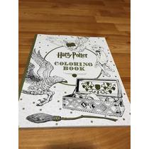 Harry Potter Libro Para Colorear