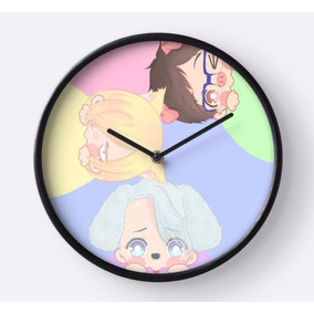 Yuri!! On Ice Snapchat Anime Manga Reloj Con Envio