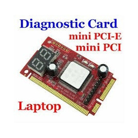 Tester Mini Pci Express Analyzer Para Laptop