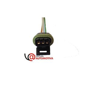 Chicote Plug Conector Sensor Posição Borboleta: Santana
