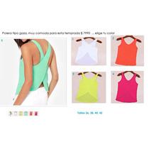 Blusa Verano Varios Colores