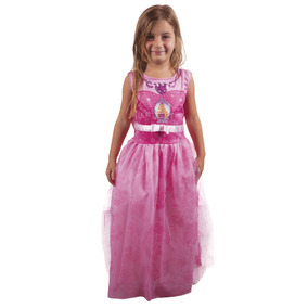 Disfraz Barbie Pop Star Talle 0 Licencia Original New Toys