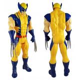 Wolverine Titan Hero Xmen Hasbro Caixa Amassada