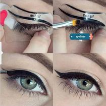 Molde Delineador - Eye Liner Stencil