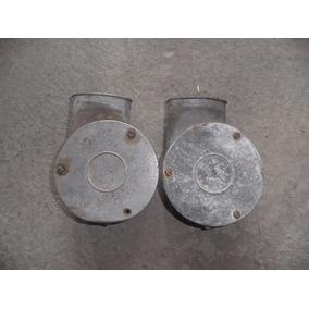 Lambretta Filtro Do Carburador Original De Alumínio