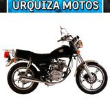 Moto Mondial Hd 150 Hd150 Custom Cafe 0km Urquiza Motos