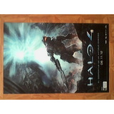 Poster Halo 4 Promocional 3d Plastico 40cmx60cm