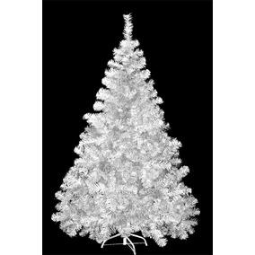Arbol de navidad blanco rboles de navidad en mercado - Arboles de navidad blanco ...