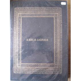 Livro: Bíblia Sagrada - Alpha Betum 1999