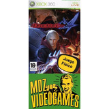 Devil May Cry 4 - Xbox 360 - Físico - Mdz Videogames