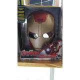 Máscara Iron Man Electronica