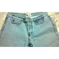 Pantalon Jean Capri - T. 38/40