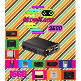 Consola Videojuegos Retro Retroplayer Original - No Hay Otra