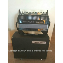 Acordeon Farfisa Electronico Syntaccordion