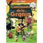 Las Canciones De La Granja Vol 2 Cd + Dvd - Los Chiquibum