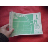 Renault Clio 1996 Manual Despiece Original