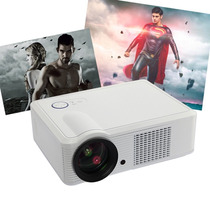 Tb Proyector White Hd 1080p Home Theatre Led Projector 30000