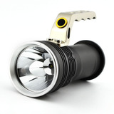 Linterna Buscahuella Reflector Led Recargable 2 Baterias