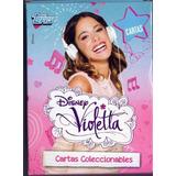 Cartas Violetta Topps 2013 Coleccion Casi Completa. Faltan 4