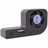 Mini Cooler Para Playstation 2 Slim- Ps2 - Com Usb Adicional