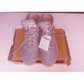 Zapatos Reebok Classic Exoplimsole Gris/negro Originales