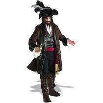 Disfraz Traje De Pirata Del Caribe De Vestuario Grand Herit