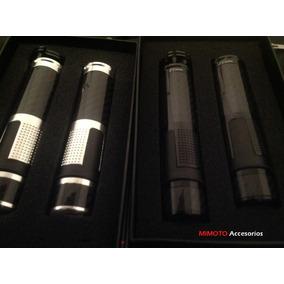 Puños, Grips Rizoma En Fibra De Carbono Y Aluminio Mecanizad