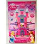 Castillo Mágico Princesas Disney Ditoys Con Luz Y Música