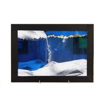 Quadros De Areia Em Vidro - Decoração Artesana