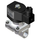 Valvula Solenoide Agua Gas Aire 3/4 (24vca) Thermoval