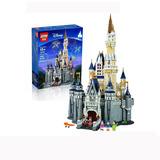 Castillo De Disney Compatible Con Lego 4080 Piezas