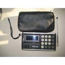 Coleccion Primera Calculadora D Mano Del Mundo Casio Navidad