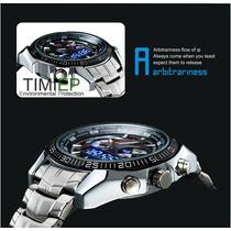 Relógio De Luxo Led Tvg Seals Elite Original -pronta Entrega