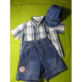 Camisa / Short / Gorro Conjunto Mimo - Cheeky