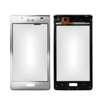 Lg Touch Screen Cristal Marco L7 P700 P708 Blanco