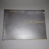 Manual Del Usuario Fiat Spazio / 147 (edición Abril 1986)