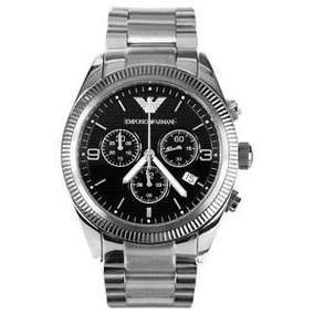 f2dd187f159 Emporio Armani Chronotachmeter Ar 0545 - Relógios De Pulso no ...