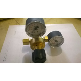 Regulador/flujometro Para Maquina De Soldar Microalambre