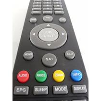 Controle Remoto Para Conversor Digital Toptiva Pvr-1001 1005