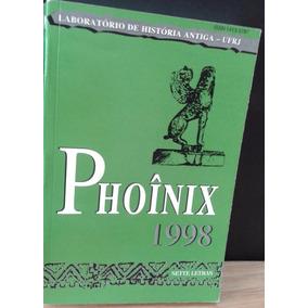 Revista De História Antiga Phoinx Ufrj 1998 In Stock