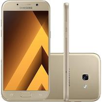 Celular Samsung A5 2017 Dourado 4g 32gb Android 6.0 Lacrado