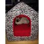 Cucha Casita Camita Mascota Para Gato O Perro Pequeño