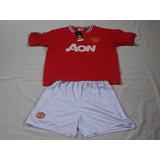 Uniforme Manchester United Talla Large #000150914
