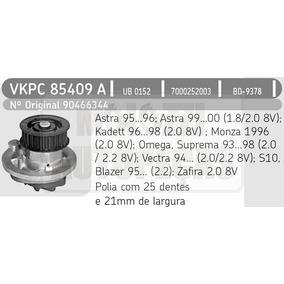 Bomba Agua Gm Monza/kadett 96/ - Omega 2.0/2.2 93/ - S-10/bl